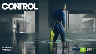 Control - Nvidia RTX Demó