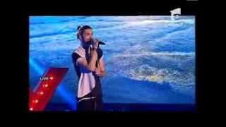 """Alex Maţaev - Smiley - """"Acasă"""" - X Factor Romania, sezonul trei"""