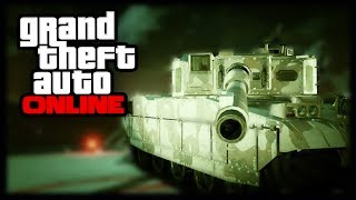 GTA 5 Hipster Update NEW Tanks Patched Easier To