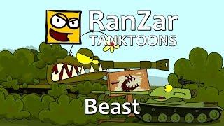 Tanktoon - Príšera