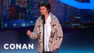 Tig Notaro: Fire Trucks and Freaking out Friends via SMS