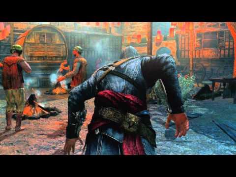 Assassin's Creed Revelations - GamesCom 2011 Trailer