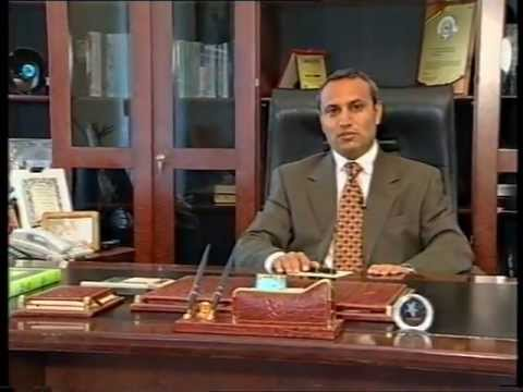 Ali Evsen about banking system in Azerbaijan Space TV channel - 