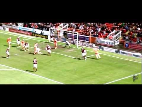 Gary Mackay-Steven | Skills & Goals (2012/2013)
