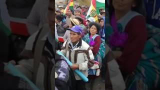 Cabildo para la creación del Municipio Campesino Chapaco