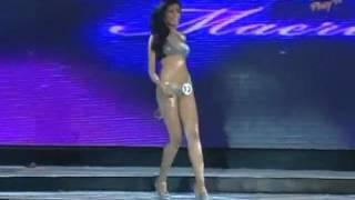 Binibining Pilipinas 2010 Sexy Swimsuit