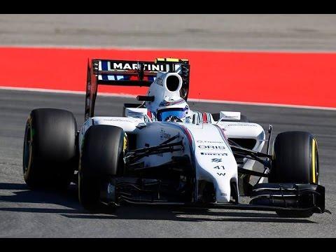 rFactor F1 2014 Germany Hockenheim Susie Wolff Onboard