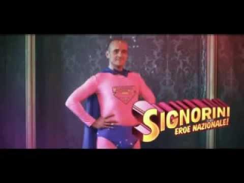 Alfonso Signorini (EROE NAZIONALE) - Fedez | Music Video ...