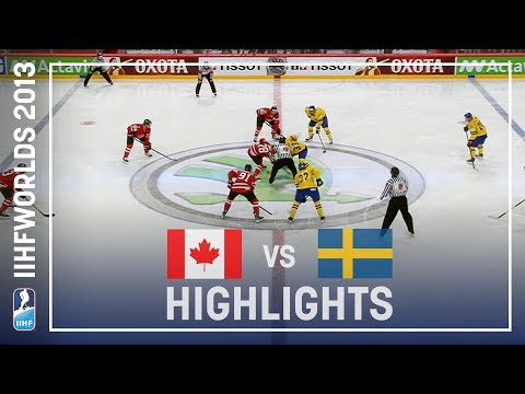 Canada - Sweden 2-3 SO