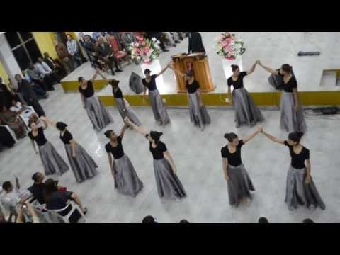 A Igreja Vem - Coreografia