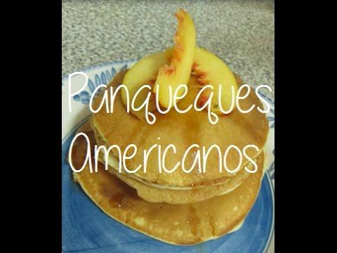 Recetas fáciles: Panqueques Americanos (HD)