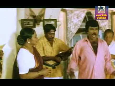 Goundamani Sathyaraj Comedy 1 in Maaman Magal