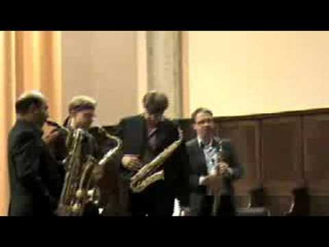 Contrabajeando – Astor Piazzolla