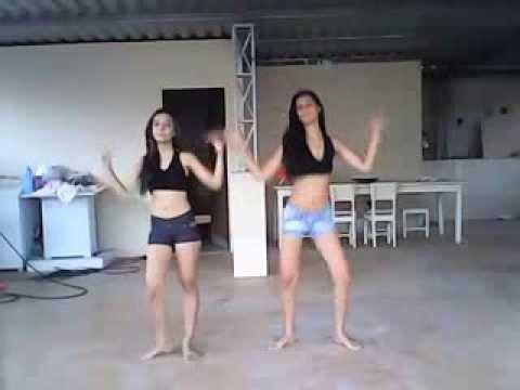 Coreografia Novinha Safadinha-Mc Tarapi