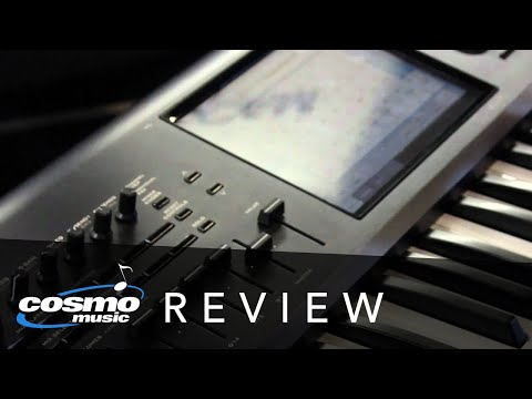 Korg Kronos Synthesizer Workstation Review