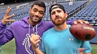 Seattle Seahawks Edition Dude Perfect