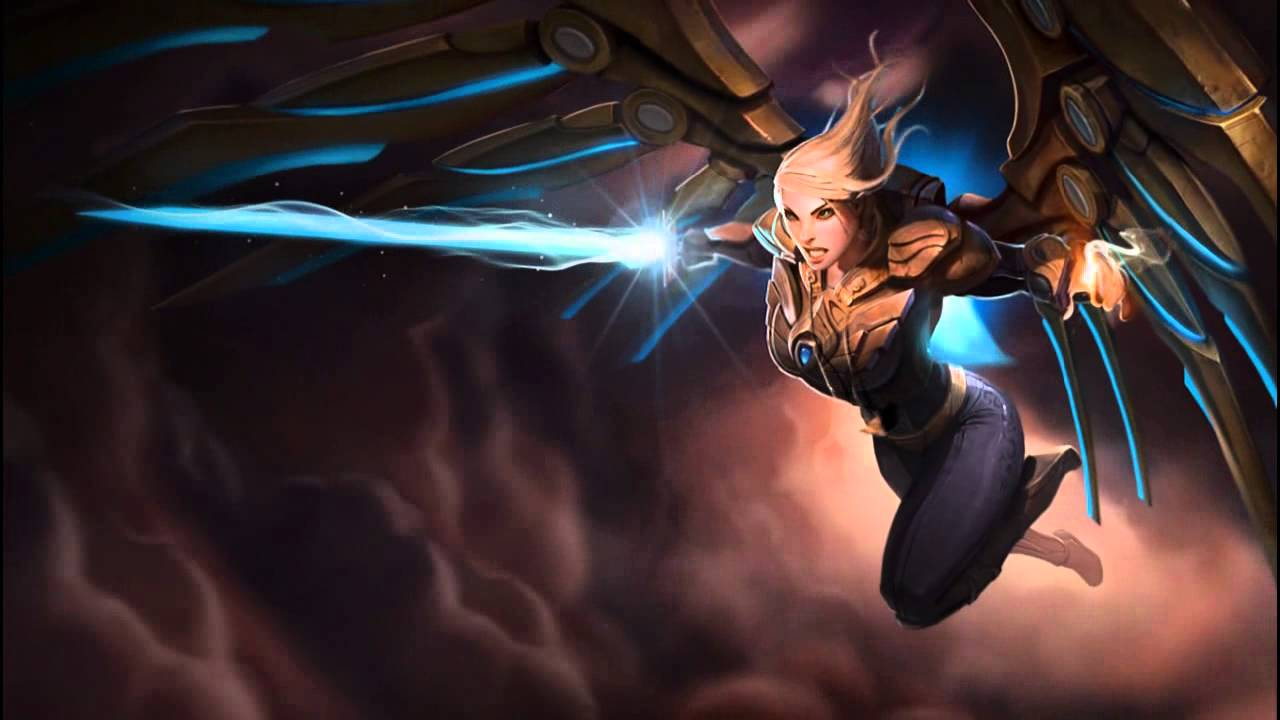 kayles wings are now - photo #24