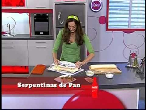 Secretos de Casa #12: Serpentina de pan