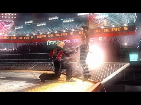 Dead or Alive 5 Ultimate - New Character Trailer