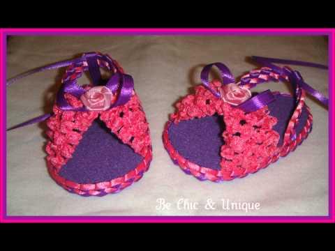 Imagenes de sandalias en foami para bebés - Imagui