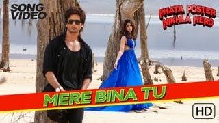 Mere Bina Tu Phata Poster Nikhla Hero Shahid Kapoor