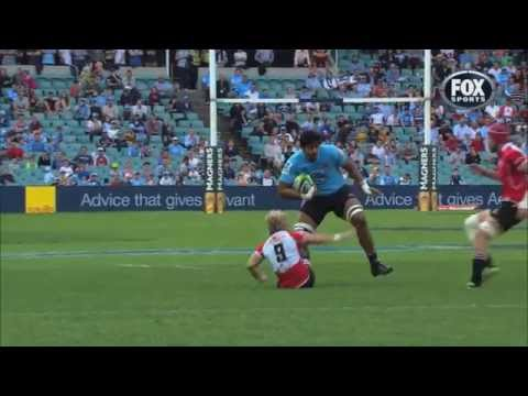 Fox Rugby: The Shortball (Rd.14) 2014 | Super Rugby Video Highlights