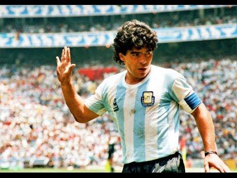 La « main de Dieu » de Maradona