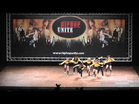 HIP HOP UNITE European Champioships 2013 Antwerp SCREAM 1 Place KRASNOYARSK