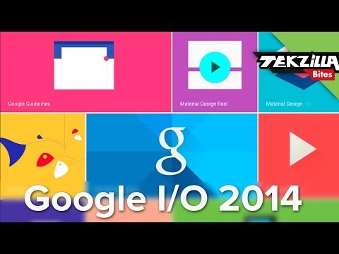 Google I/O 2014 Recap... Android L, Android TV, Auto, More!