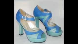 Zapatos De Moda Primavera Verano 2014 Argentina