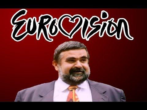 Siara ogląda Eurowizję 2014