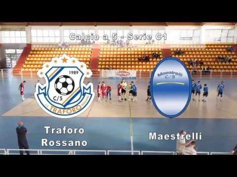 Serie C1, L.S. Traforo - Maestrelli 3-2 (07/11/15)