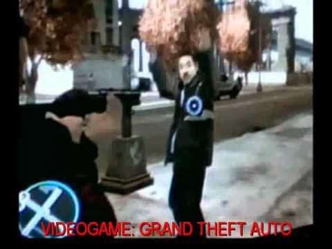Teenage violence and videogames