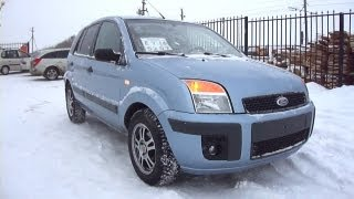 2007 Ford Fusion. Start Up, Engine, and In Depth Tour. videos