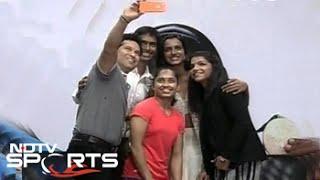 Sindhu, Sakshi, Dipa gifted BMW cars by Tendulkar..