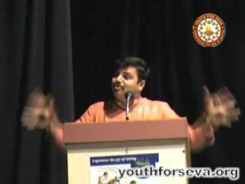 Talk on Swami Vivekananda by Sri Chakravarthy Sulibele -WxYwDiDnMd4