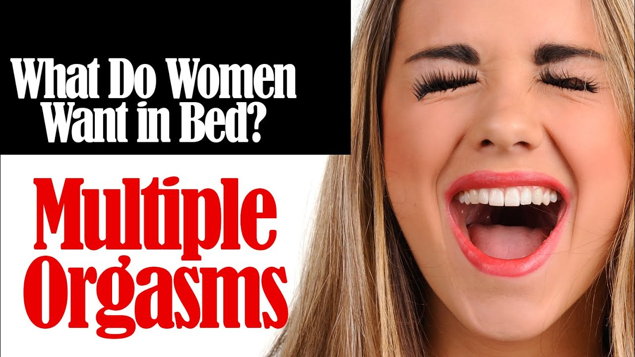 Video woman multiple orgasm