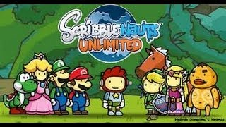 Descargar E Instalar Scribblenauts Unlimited Full