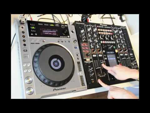 Pioneer CDJ-850 MP3 and CD Player - Feature Overview
