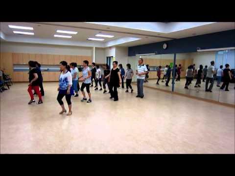 wagon wheel rock line dance dance teach in english