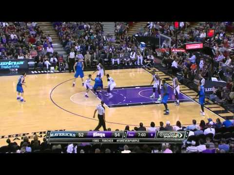 Dallas Mavericks vs Sacramento Kings | April 6, 2014 | NBA 2013-14 Season