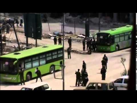 6086WD SYRIA-HOMS EVACUATION MLEIHA