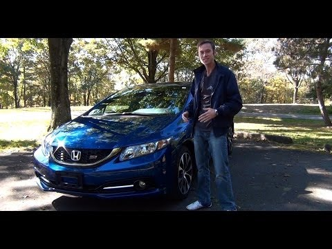 Review: 2013 Honda Civic Si Sedan