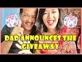 DAD ANNOUNCES THE 10K GIVEAWAY FATHER S DAY EDITION 21ST AUGUST KICHHY VLOGS