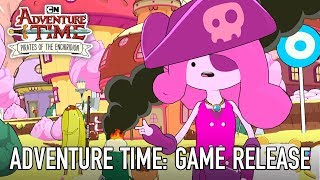 Adventure Time: Pirates of the Enchiridion - Megjelenés Trailer