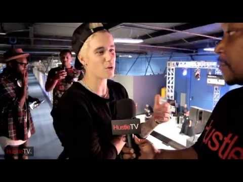 Justin Bieber & Ryan Friedlinghaus West Coast Customs Grand Opening Interview