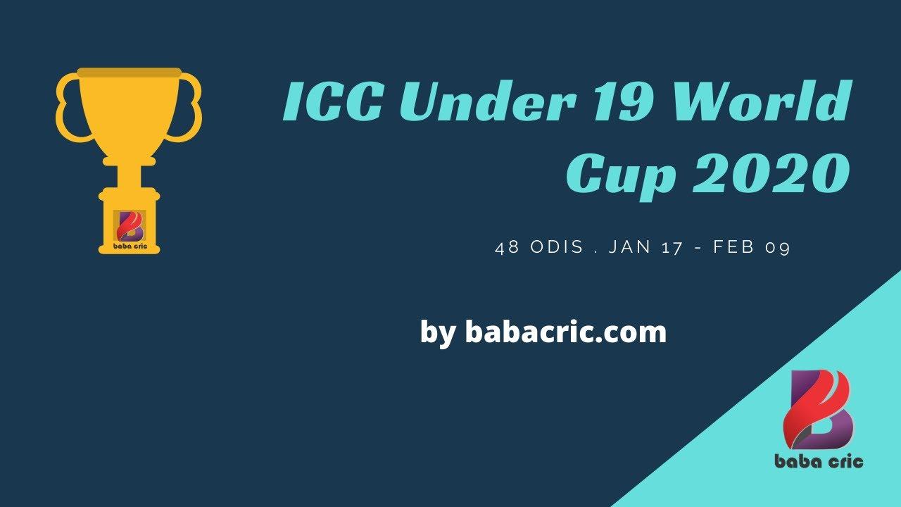 Bangladesh U19 vs South Africa U19 BDU19 vs SAU19