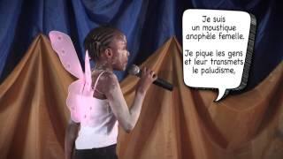 Sanofi - Accès aux soins -- les écoliers en scène contre le paludisme