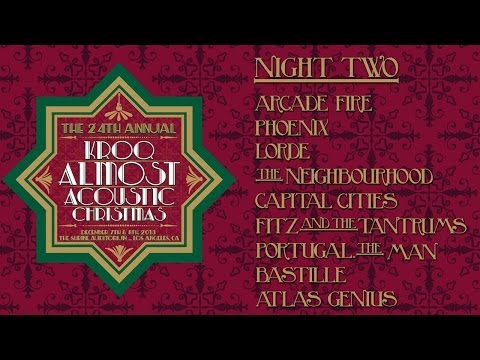 Night 2 (Sunday) Webcast / Live Stream
