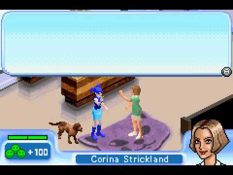 The Sims 2 - Pets - Sims 2, The - Pets (GBA) - User video